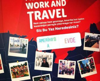 work and travel nedir