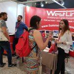 Üniversite Tercih Fuarı'nda WestLine'a Büyük İlgi