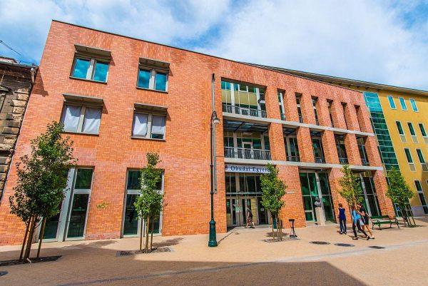 Obuda Üniversitesi