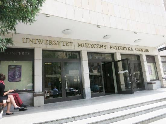 Frydryk Chopin Müzik Üniversitesi