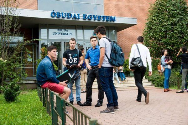 obuda üniversitesi 2