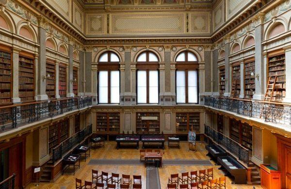 Eötvös Lorand kütüphane