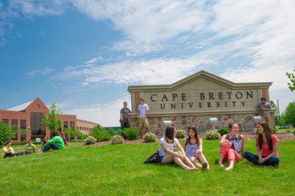 Cape Breton University 4
