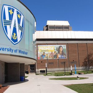 university of windsor canada